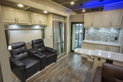 RV seating