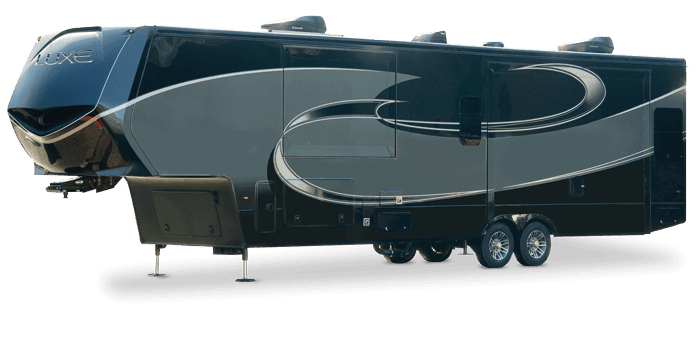 New luxe luxury fifth wheel