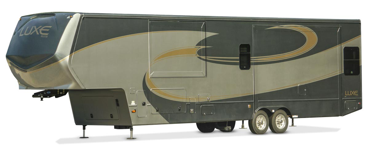 luxe elite luxury 5th wheel