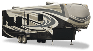 ambition luxury fifth wheel