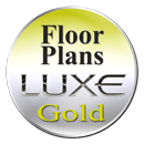 Gold luxury fifth wheel floor plans