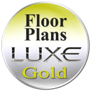 Gold luxury fifth wheel floor plans button