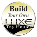 build luxury toy hauler fifth wheel