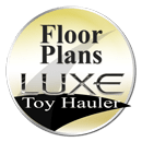 toy hauler fifth wheel floor plans