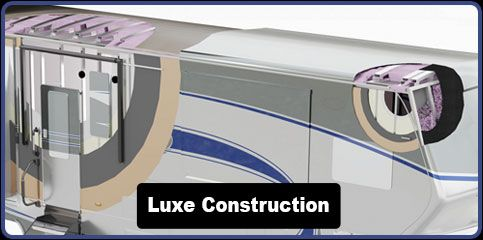 luxury fifth wheels construction