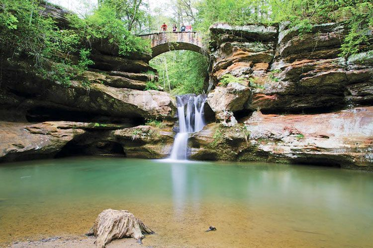 luxury fifth wheels hocking hills ohio