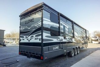 Luxury Toy Hauler for sale