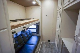 Luxe Elite 42MD luxury fifth wheel mid den