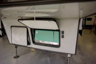 Used toy hauler fifth wheel generator for sale