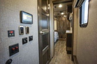luxury toy hauler fifth wheel for sale in Elkhart, IN