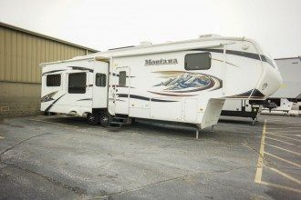 2010 Keystone Montana 3665RE